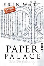 Paper Palace / Paper-Trilogie Bd.3 von Erin Watt (2017, Taschenbuch)