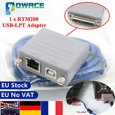【FR】CNC MACH3 USB to Parallel LPT Port Converter 4 Axis Motion Controller 200Khz