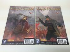 FREDDY VS JASON VS ASH NIGHTMARE WARRIORS #1 (WILDSTORM/SYUDAM VARIANTS/121782)