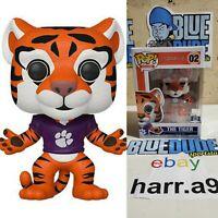 Clemson Tigers #02 - The Tiger - Funko Pop! College Mascots #AllIn @ClemsonFB