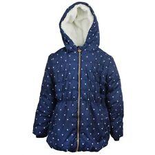 Manteaux, vestes et tenues de neige bleues avec capuche pour fille de 2 à 16 ans