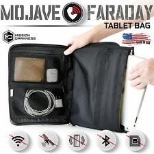 Mission Darkness Mojave Faraday Tablet Bag // Signal Blocking Travel Case
