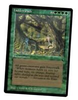 Magic The Gathering ~ 1x Hidden Path ~ The Dark ~ M/NM