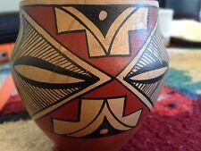 Jemez Pottery C. C. Tosa