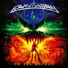 Gamma Ray - To The Metal [CD]