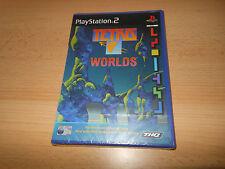 Tetris Worlds (PS2) Nouveau SCELLÉ PAL VERSION