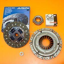 Aisin Clutch Kit Fits Suzuki Carry Every DA51T DB51T Mazda Scrum Non-Turbo F6A