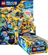 LEGO Nexo Knights 2 - Trading Cards - 1 Display + 1 Starter - Deutsch