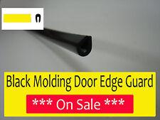 BLACK Moulding Door Edge Guard Molding Trim 50' ft feet Reel acura