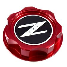 New Red Z Billet Oil Cap For Nissan Infiniti Nismo JDM GTR 350z 370z 240SX