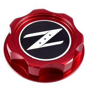 New Red Z Billet Oil Cap For Nissan Infiniti Nismo JDM GTR 350z 370z 240SX