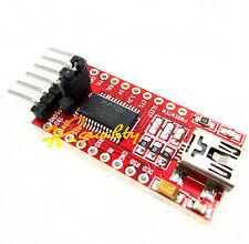 FT232RL 3.3V 5.5V FTDI USB to TTL Serial Adapter Module for Arduino Mini Port UK