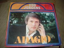 "UDO JURGENS "" ADAGIO - DAMMI LA TUA MANO MON AMOUR "" ITALY'68"