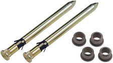 Door Hinge Pin And Bushing Kit 2 Pins 4 Bushings 703-263 - Fits Astro Safari S10