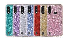 Per Motorola Moto E5 G7 G7 Power Play Plus Crystal morbida TPU Gel Custodia Cover Posteriore