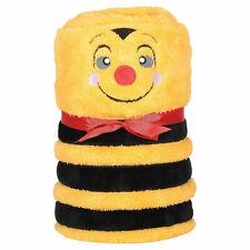 Department 56 Snowpinions Bumblebee Snow Throw Blanket