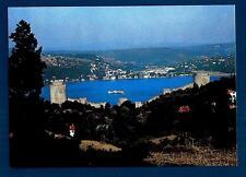 TURKEY - TURCHIA - Cartolina - 1984 - Istanbul, Bosphorus, Rumeli Hisar Castle
