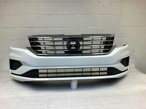 2020-2021 Volkswagen passat S SE SEL front bumper (pure white) #1