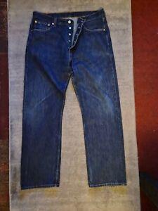 Mens Vintage Levi Jeans 38W 32L