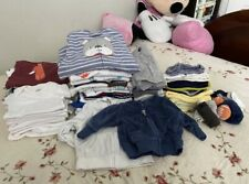 Bundle Of Nb Baby Boy Clothes
