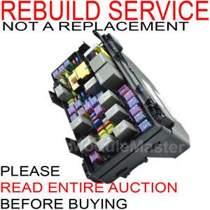 Rebuild Repair of 08 09 10 11 12 13 14 15 16 Chrysler Dodge Jeep TIPM Fuse Box
