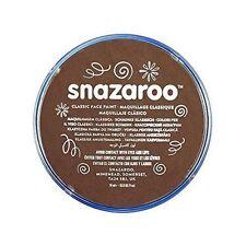 Snazaroo Face Paint Colours 18ml Light Brown 1118988