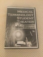 Medical Terminology Student Theater An Interactive Video Program Delmar Cengage