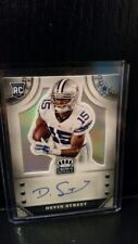 Devin Street 2014 Crown Royale SIGNATURES Auto RC 139/299  RC   !!!