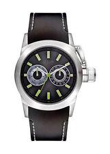 s.Oliver Armbanduhren aus Silikon/Gummi und Edelstahl mit Datumsanzeige
