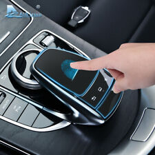 Center Control Mouse Knob Membrane for Mercedes Benz C E S Class W205 W213 GLC