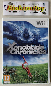 Xenoblade Chronicles - Nintendo Wii Game - Very Good Condition