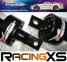 HardRace rear trailing arm RTA bushes pair Honda Integra DC2 Civic CRX del Sol