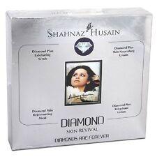 Shahnaz Husain Diamond Facial Kit 40 gm Anti Aging Nourishing Cream Mask RG56