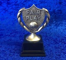 Fair Play Football Player Trophy Award Tournament Competition FREE engraving