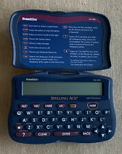 Franklin Spelling Ace with Thesaurus Vocabulary Builder Sa-206 Tested Works!