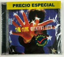 THE CURE Greatest Hits CD RARE MEXICAN PRESSING NEW