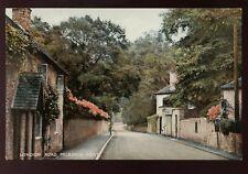 Somerset MONTACUTE Post Office c1920s PPC Valentine Sepiatype