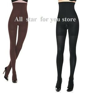 Star Power Spanx Tights Center Stage High Waisted Shaping Tights