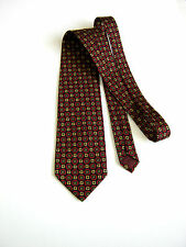 ROXY TIES NUOVA NEW  SETA  SILK BAROCCO BAROQUE MADE IN ITALY ORIGINALE