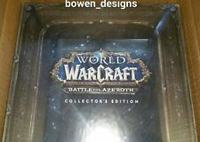 World of Warcraft BATTLE for AZEROTH Collector Edition Blizzard Expansion PC Mac