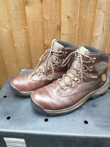 Timberland Chocura Goretex Hiking Boots Size UK 10