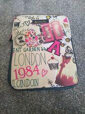 Accessorize London iPad / Tablet Bag / Case Zip Up