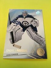 Ondrej Pavelec  Jets 2015-2016 SP Authentic #41