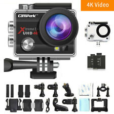 Campark 4K 16MP Sports Action Camera WiFi LCD Camcorder as Go Pro Waterproof CA