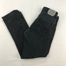 Levis 511 Skinny Jeans Boys Size 16 Regular 28x28 Black