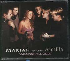MARIAH CAREY FT WESTLIFE Agains All Odds  4 TRACK CD MAXI ENHANCED