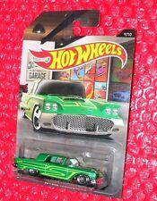 2016 Hot Wheels Garage #9 '58 FORD THUNDERBIRD DLV40-D910