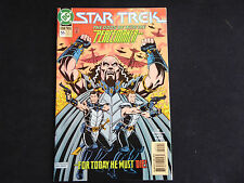 """Star Trek #55 """" Time Crime - Part 3 """" (Dec 1993 DC)"""