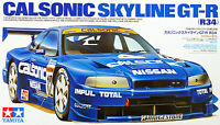 Tamiya 24219 Nissan Calsonic Skyline GT-R (R34) 1/24 scale kit