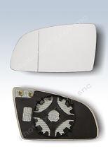 Specchio retrovisore AUDI  A3 03>08 - A4 01>07 - A6 01>08 --SX asferico TERMICO